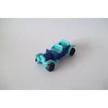 Kinder Ovo Carro Conversível Azul 5,5 Cm