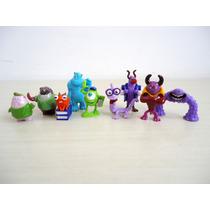 Coleção Kinder Ovo Universidade Monstro Completa ! !