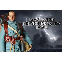 Soldado Did Hot Toys Sideshow Primeira Guerra Mundial