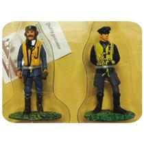 2 Pilotos Da 2ª Guerra Mundial - Britânico E Alemão
