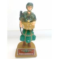 Réplica Miniatura Paraquedista Militar - Encomenda