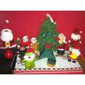 Decoração De Natal Com Arvore Que Canta 10 Musicas