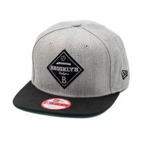 Boné New Era Snapback Original Fit Label Brooklyn Dodgers