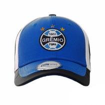 Lindo Boné Futebol Grêmio Oficial Lanç 2015