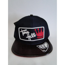 Boné Tom Hill Snapback Bordado Pronta Entrega!