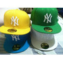 Bone New Era Ny New York Pronta Entrega