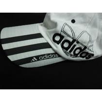 Boné Branco/preto Adidas