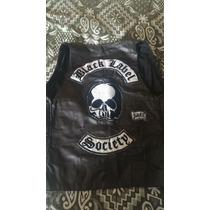 Colete Black Label Society
