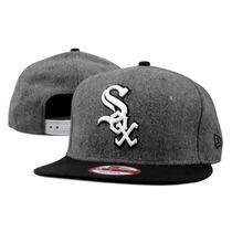 Boné New Era Original Chicago White Sox Snapback