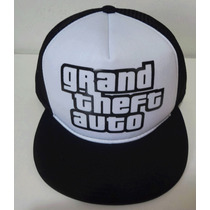 Bone Trucker Tela Aba Reta Gta Grand Theft Auto