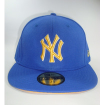 Boné Aba Reta Mlb New York Yankees Azul - Tam 7 3/8 - 58.7cm