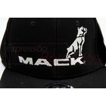 Boné Mack Bordado Personalizados Snap Cap