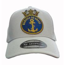 Boné Militar Marinha Do Brasil
