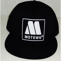Boné Motown Records Trucker Aba Reta