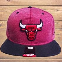 Boné Chicago Bulls -snapblack