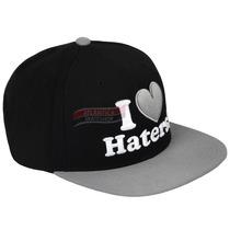 Boné Dgk Snapback I Love Haters