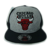 Bone Aba Reta Snapback Hat Bulls Chicago