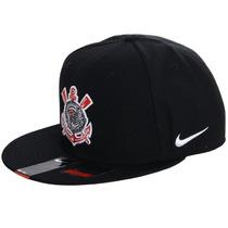 Boné Nike Corinthians Core Original + Garantia + Nfe Freecs