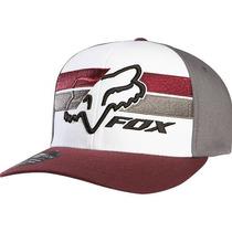 Boné Fox Gran Pacer Flexfit Branco G/gg Rs1