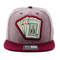 10 Bones Aba Reta Young Money Snapback Original Barato