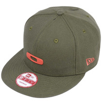 Bone Oakley Metal Gascan O-justable Olive New Era Lançamento