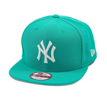Boné New Era Snapback Original Fit New York Yankees Acqua