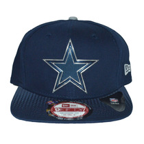Boné New Era Aba Reta Snapback Aberto Nfl Dallas Cowboys