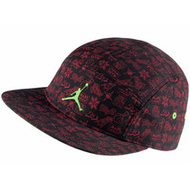 Boné Nike Strapback Air Jordan Mars 5 Five Panel, Imediato.