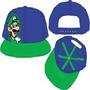 Baseball Cap Nintendo Super Mario Luigi 84301ntn