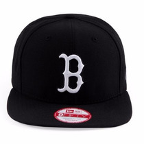 Boné Aba Reta New Era Boston Red Sox Original Snapback