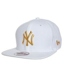 Boné Aba Reta Ny Yankees White/gold Original Fit Snapback