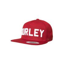 Boné Hurley Snapback - Loja I9skateshop.