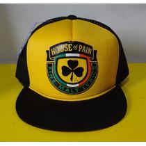 Boné House Of Pain Trucker Cap Aba Reta