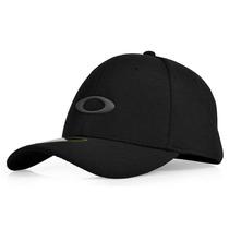 Boné Oakley Silicon Cap 2.0 Preto Lançamento - S/m
