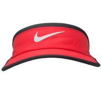 Viseira Nike Featherlight Vermelha