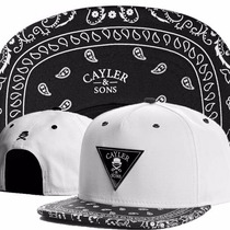 Cayler Snapbacks Hip Hop Boné De Beisebol