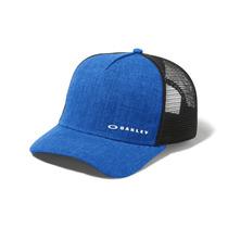 Boné Oakley Chalten Cap Snap-back Azul Com Preto Lançamento