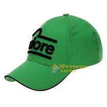 Boné Nelore Verde 100% Algodão Bordado Alta Definição - Únic