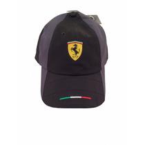 Boné Scuderia Ferrari 100% Original