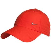 Boné Nike Metal Swoosh Cap Laranja