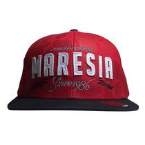 Boné Maresia Camuflado Red