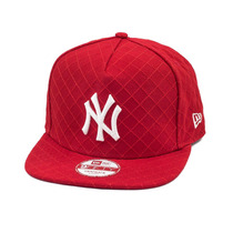 Boné New Era Snapback A-frame New York Yankees Quilting Ver