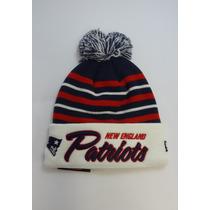 Gorro Snow Stripe New England Patriots Nfl New Era