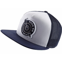 Boné Nike Sb Snapback Paul Rodriguez 58th Trucker Blue, Imed