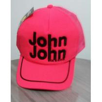 Bone John John Feminino Frete Gratis