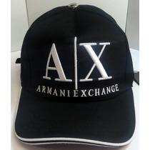 Boné Armani Exchange Regulagem(100% Original) + Frete Grátis