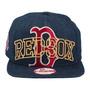 Boné New Era 9fifty Of Sn Metallic Cue Boston Red Sox Mascu