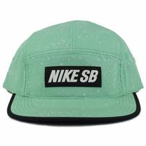 Boné Importado 5 Panel Nike Sb Obey Dgk Lrg Diamond Lrg