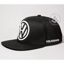 Boné Snapback Volkswagen Volks Racing - Asphalt