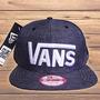 Boné Vans New Era - Snapblack-